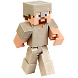 Большая фигурка Minecraft Steve In Iron Armor