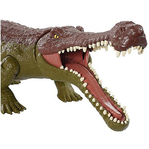 Фигурка динозавра Jurrasic World Total Control Саркозух от Mattel