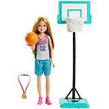 """Игровой набор Barbie """"Спортивные сестрёнки"""" Баскетболистка"""