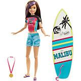 """Игровой набор Barbie """"Спортивные сестрёнки"""" Сёрфингистка"""