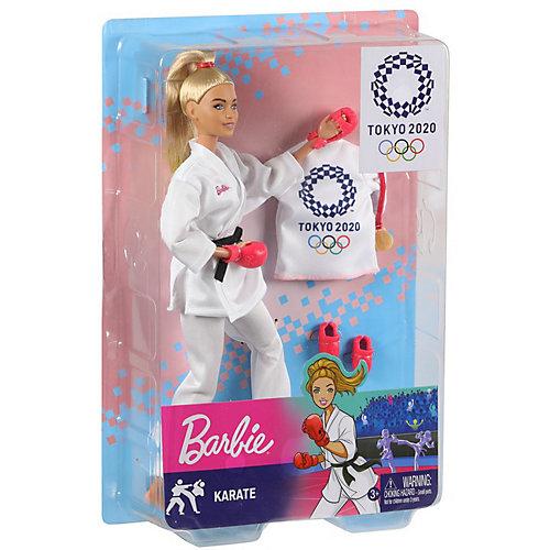 "Кукла Barbie ""Олимпийская спортсменка"" Бокс от Mattel"