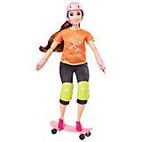 "Кукла Barbie ""Олимпийская спортсменка"" Скейтбординг"