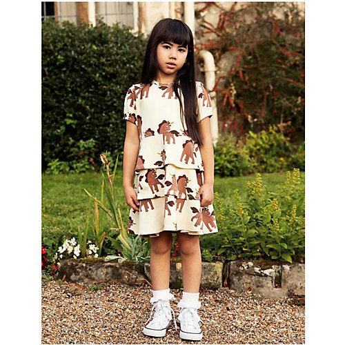 Платье Mini Rodini - белый от Mini Rodini