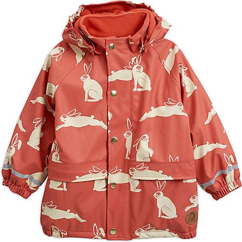 Куртка Mini Rodini - красный от Mini Rodini