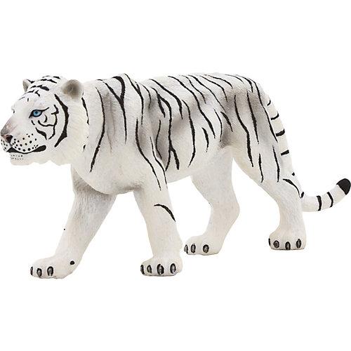 Фигурка Animal Planet Белый тигр от Mojo