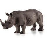 Фигурка Animal Planet Белый носорог