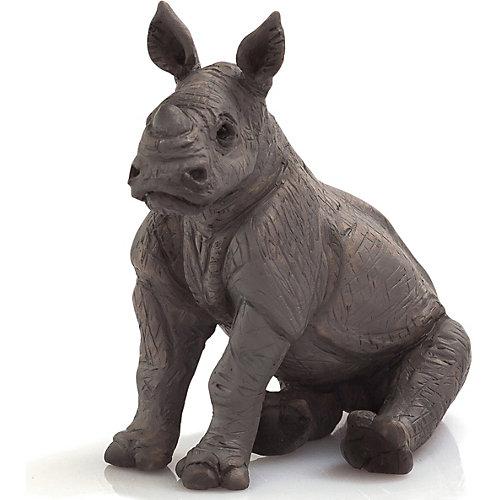 Фигурка Animal Planet Носорог детеныш от Mojo