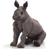 Фигурка Animal Planet Носорог детеныш
