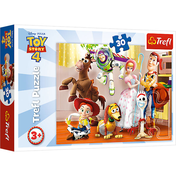 Puzzle Ready to play - Toy Story, 30 Teile
