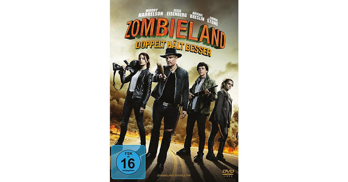 DVD Zombieland - Doppelt Hält Besser Hörbuch