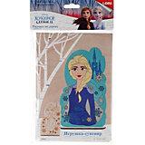 """Роспись по дереву Lori, игрушка-сувенир """"Disney. Холодное сердце-2 """"Эльза"""""""