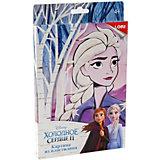 "Картина из пластилина Lori ""Disney. Холодное сердце-2 ""Эльза"""