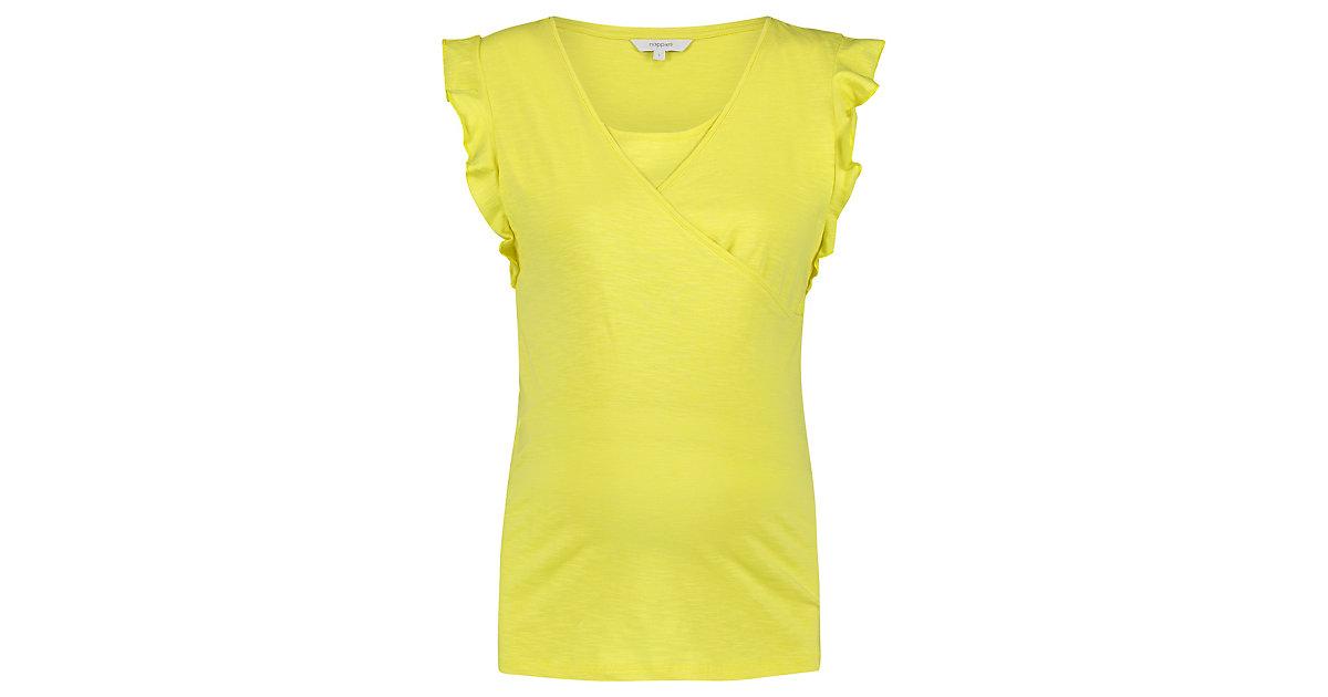 Still T-Shirt Bertie Stillshirts gelb Gr. 38 Damen Erwachsene