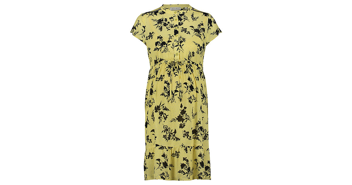 Still-Kleid Bangkok Umstandskleider gelb Gr. 34 Damen Erwachsene | Bekleidung > Umstandsmode > Umstandskleider | Queen mum