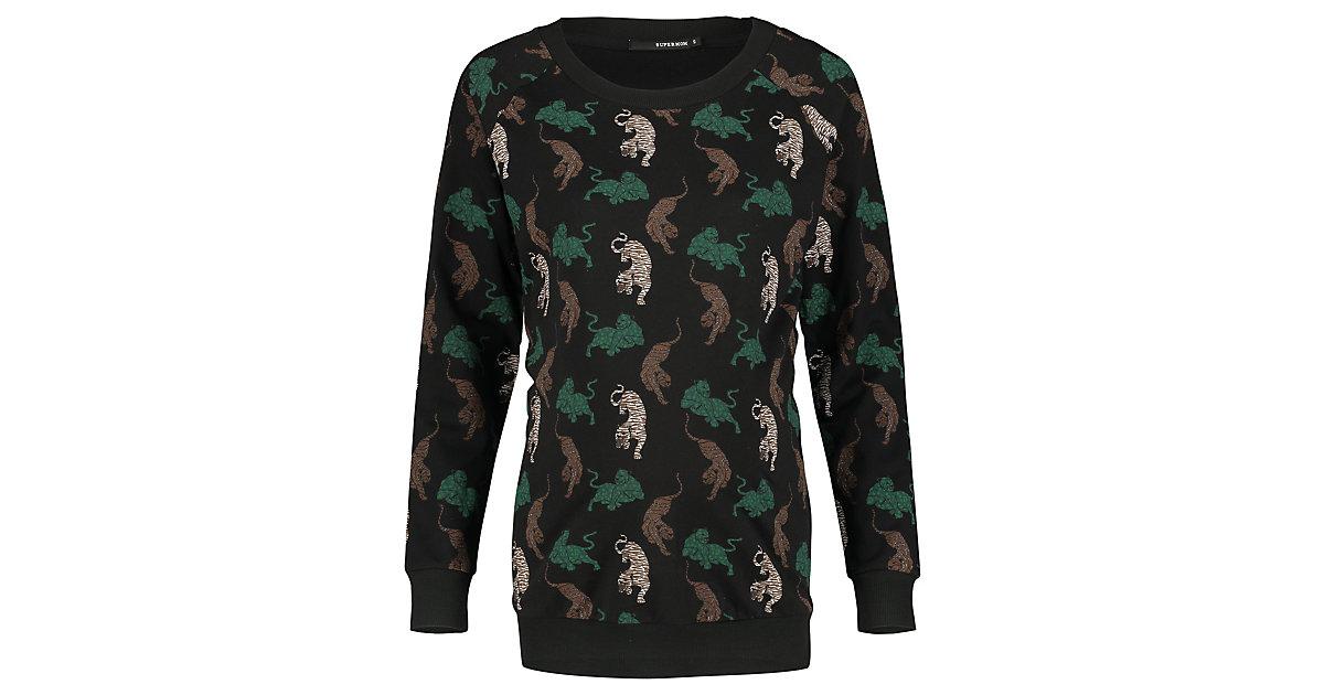 Pullover Multicolor Umstandsshirts mehrfarbig Gr. 36 Damen Erwachsene | Bekleidung > Umstandsmode > Umstandsshirts | SUPERMOM