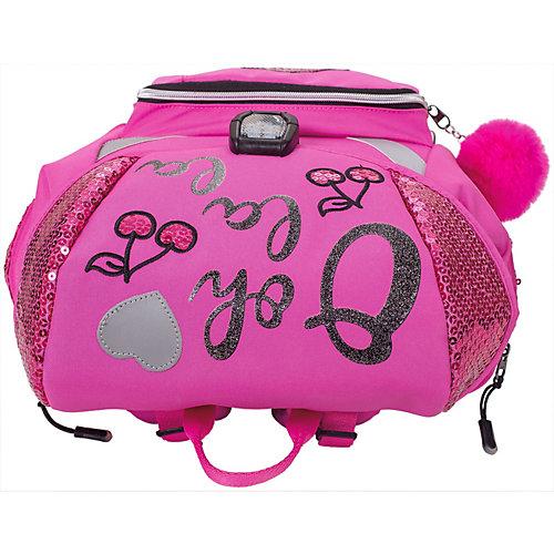 Ранец Seventeen Котенок в Париже - розовый от Seventeen