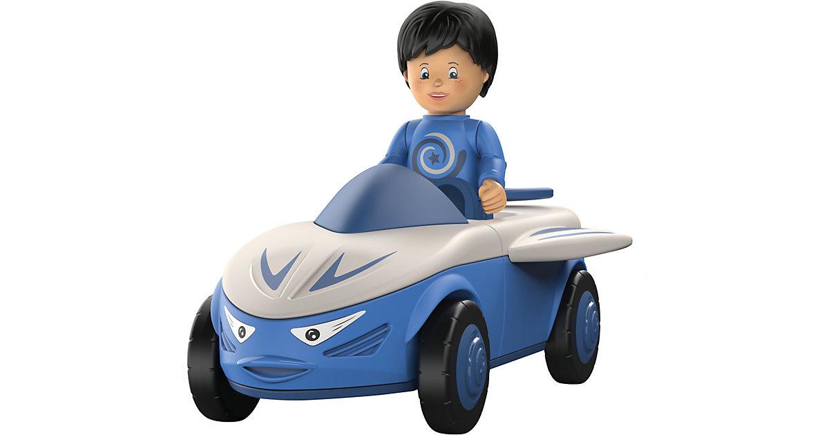 Toddys by siku 0107: Mike Mody - Spielzeugauto blau/beige
