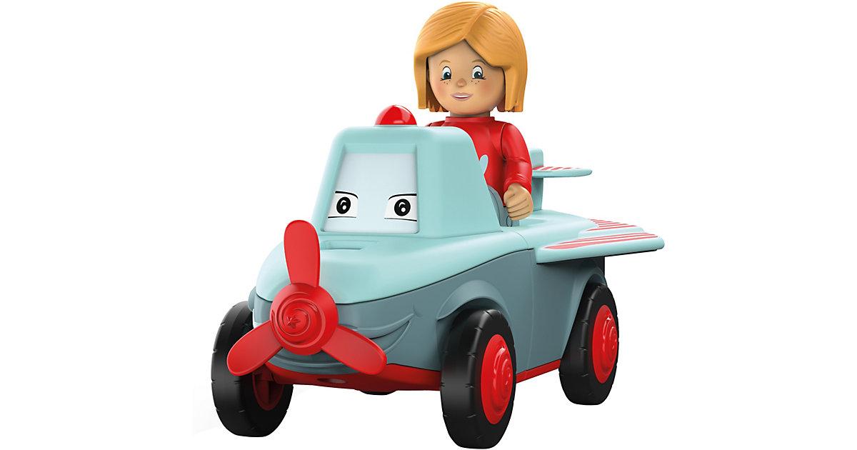 Toddys by siku 0108: Paula Pretty - Spielzeugauto rot-kombi