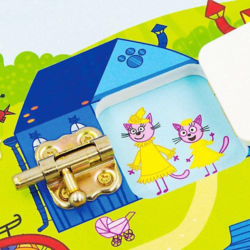 Бизиборд Alatoys Где живут коты от Alatoys