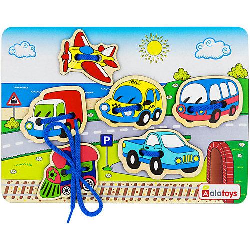Шнуровка Alatoys Транспорт от Alatoys