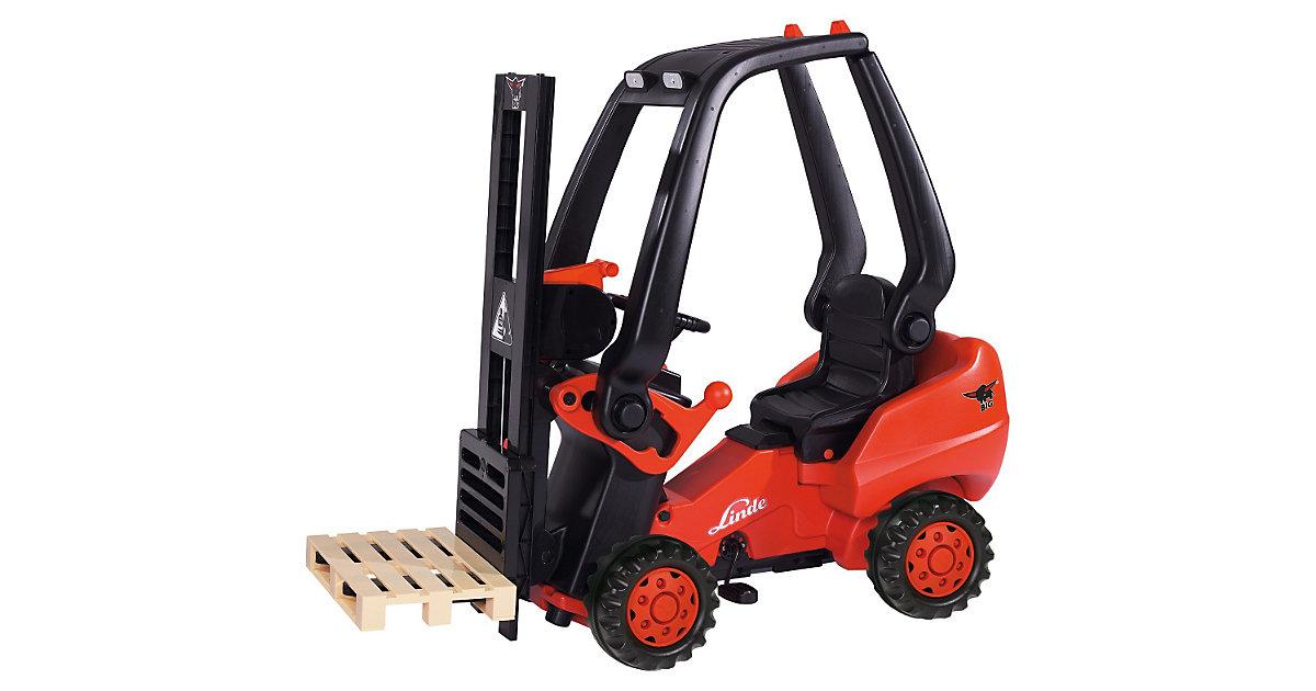 BIG · BIG Linde Forklift Gabelstapler