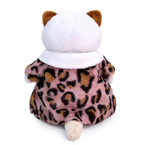 Одежда для мягкой игрушки Budi Basa Шубка из меха с леопардовым принтом, 27 см от Budi Basa