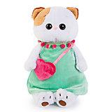 Одежда для мягкой игрушки Budi Basa Мятное платье с розовой сумочкой, 24 см