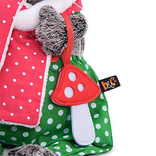 Мягкая игрушка Budi Basa Кот Басик с мухомором, 22 см от Budi Basa