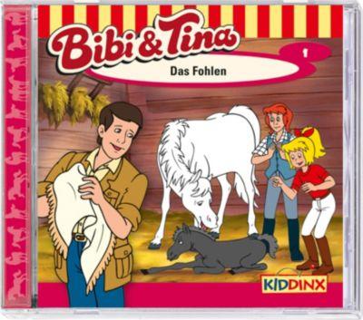 CD Bibi & Tina 01 - Das Fohlen Hörbuch