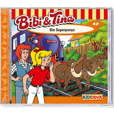 CD Bibi & Tina 42 - Die Superponys