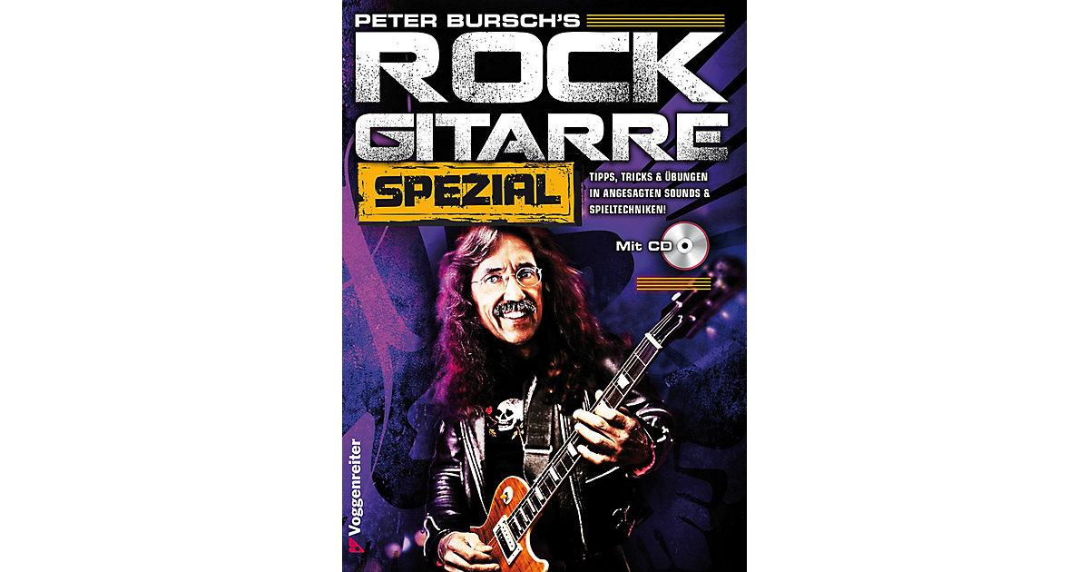 Buch - Rock Gitarre Spezial Aufsteiger, m. CD-Audio Kinder