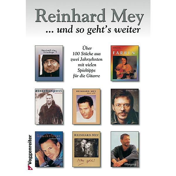 Reinhard Mey Mey: ... und so geht& 039;s weiter, Reinhard Mey Reinhard d3c3b3