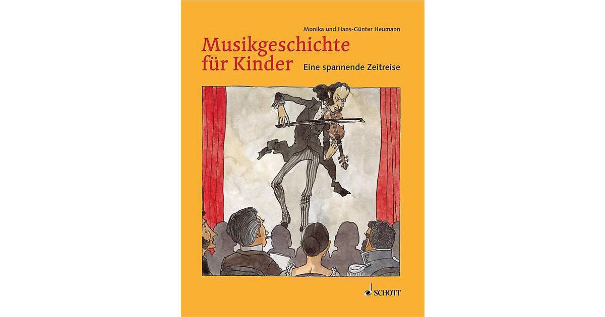 Musikgeschichte Kinder Kinder