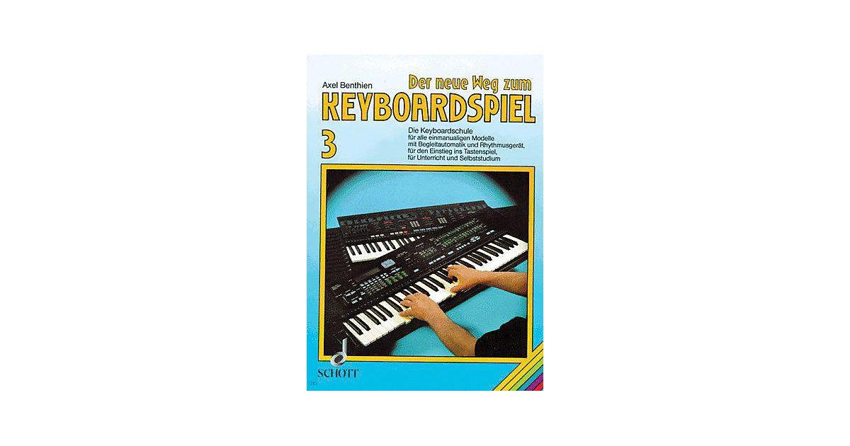 Der neue Weg zum Keyboardspiel, Bd. 3