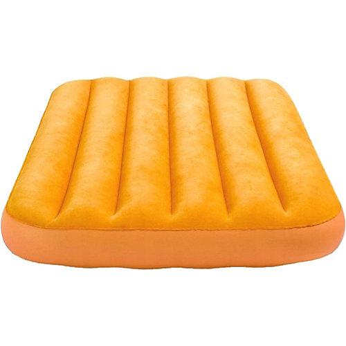 Надувной матрас Intex Cozy Kidz желтый от Intex