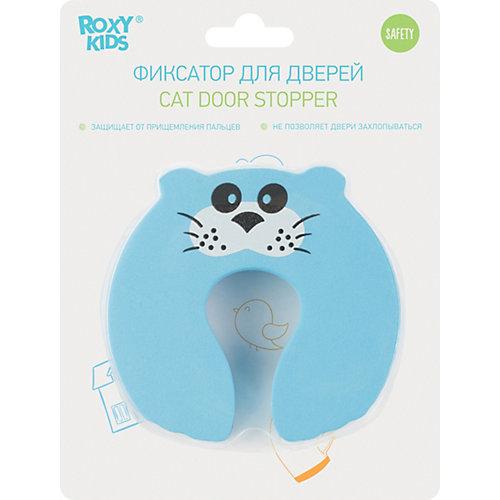 Фиксатор дверей Roxy-Kids кот от Roxy-Kids