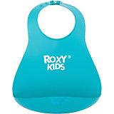 Нагрудник Roxy-Kids мягкий, мятный