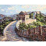 """Картина по номерам Белоснежка """"Великая Китайская стена"""""""