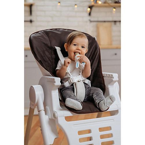 Универсальный чехол для детского стульчика Roxy-Kids шоколадный от Roxy-Kids