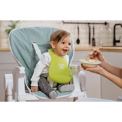 Универсальный чехол для детского стульчика Roxy-Kids ментоловый от Roxy-Kids