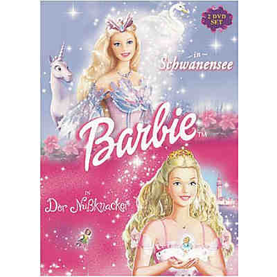 DVD Barbie Ballett-Box: Nußknacker + Schwanensee