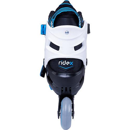 Ролики раздвижные Ridex Halo Blue - голубой от Ridex