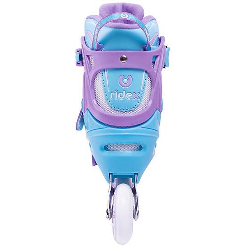 Ролики раздвижные Ridex Tilly Light - blau/lila от Ridex
