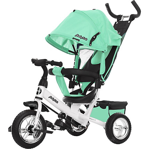 "Трёхколёсный велосипед Moby Kids Comfort, 10/8"" от Moby Kids"