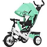 """Трёхколёсный велосипед Moby Kids Comfort, 10/8"""""""
