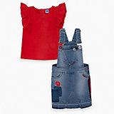Комплект Tuc Tuc: футболка и сарафан