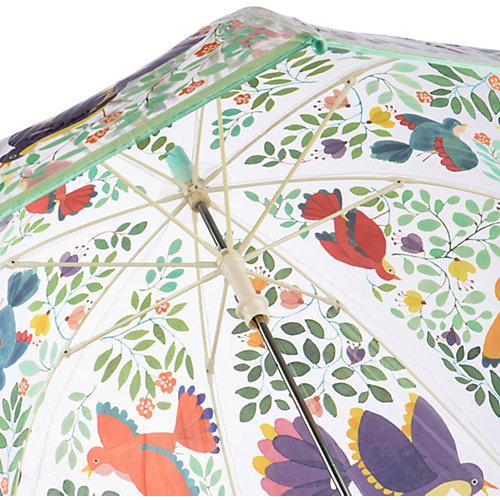 """Зонт Djeco """"Цветы и птицы"""" - transparent от DJECO"""