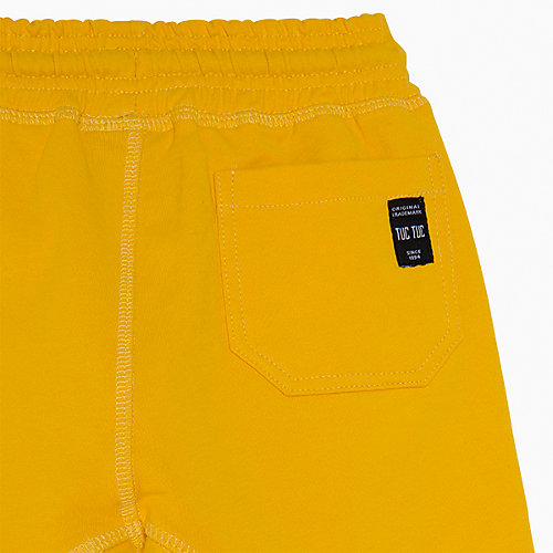 Комплект Tuc Tuc: футболка и шорты - желтый от Tuc Tuc