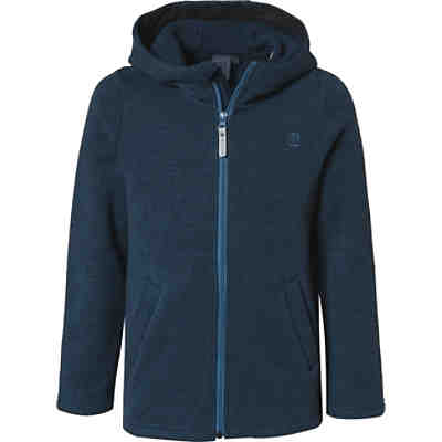 Kinder Fleecejacke HICKUP, Recycled Polyester