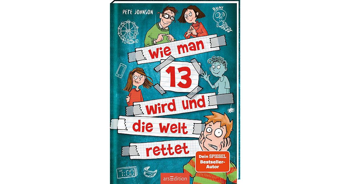 Image of Buch - Wie man 13 wird und die Welt rettet